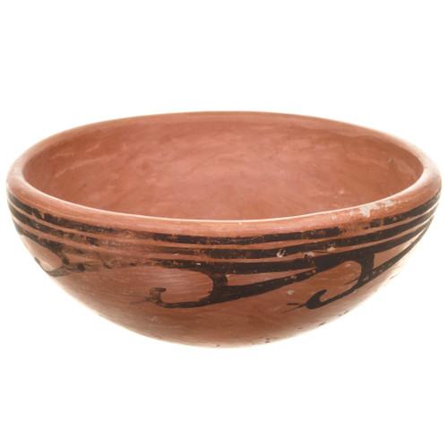 Hopi Indian Pottery Bowl 30541