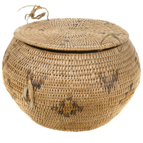 Paiute Indian Basket 30574