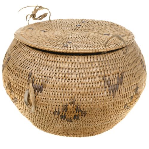 Paiute Indian Basket 30574