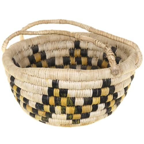 Vintage Hopi Basket Second Mesa 30575