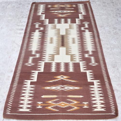Vintage Navajo Wool Rug 30929