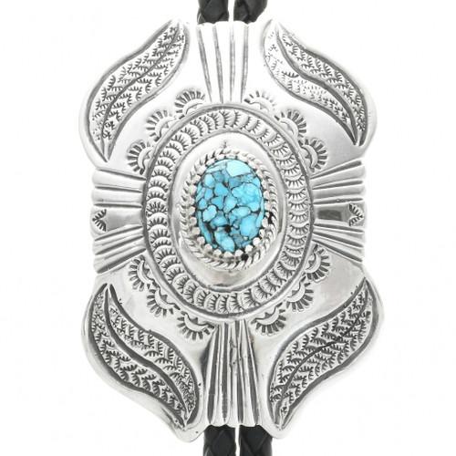 Sterling Silver Mens Bolo Tie 30988