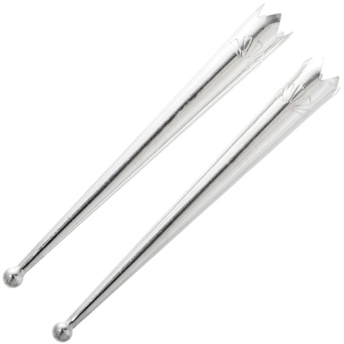 Sterling Silver Bolo Tie Tips 32413