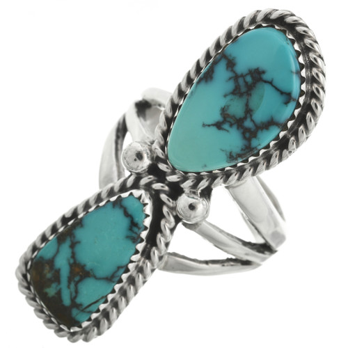 Western Turquoise Ring 31109