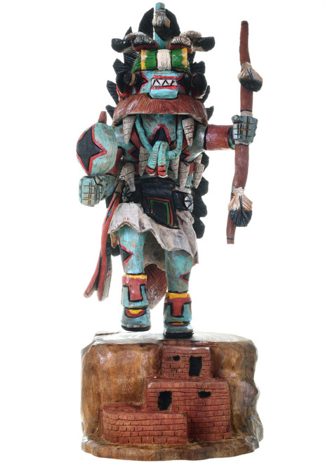 Hopi Ahote Kachina Doll 31188