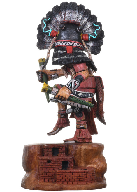 Fine Art Hopi Kachina Doll 31349