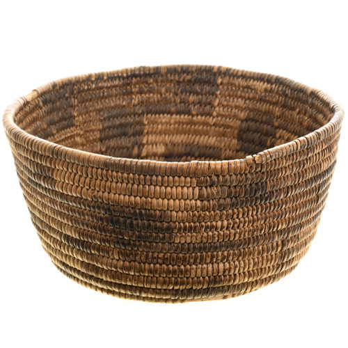Antique Pima Indian Basket Bowl 31425
