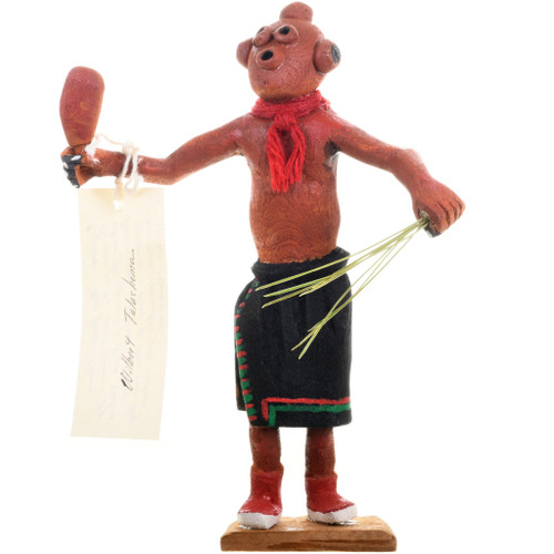 Vintage Hopi Mudhead Kachina Doll 31470