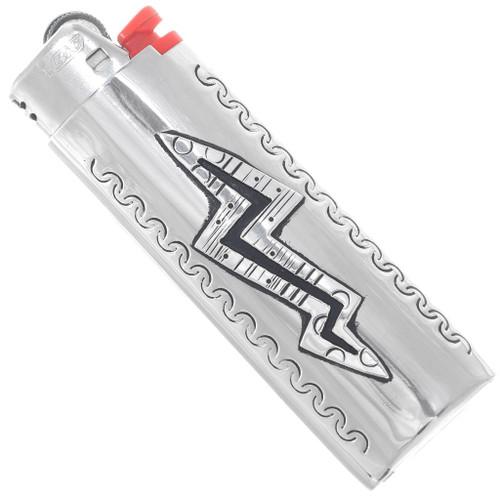 Lightning Bolt Lighter Case 31622