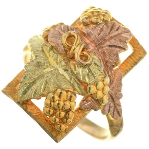 Vintage Gold Ring 31701