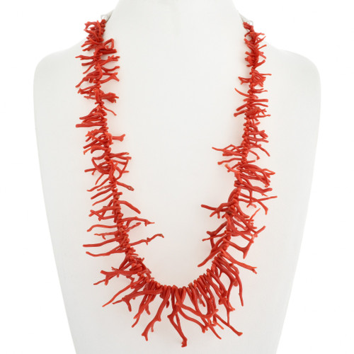 Branch Coral Necklace 32026