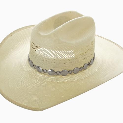Billy Jack Silver Link Hatband 32049