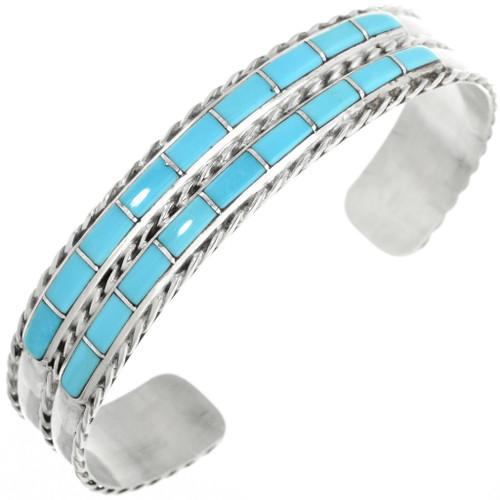 Native American Turquoise Bracelet 32093