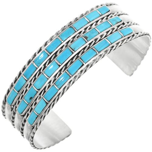 Inlay Turquoise Bracelet 32119