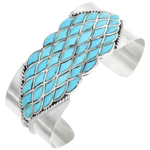 Zuni Turquoise Bracelet 32123