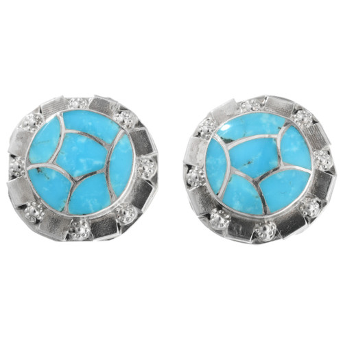 Turquoise Post Earrings 32137