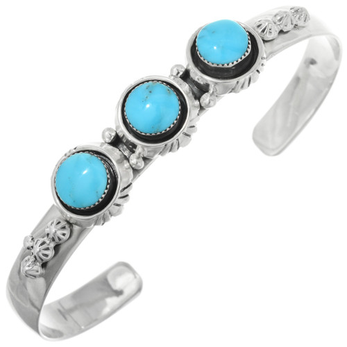 Navajo Turquoise Bracelet 32152