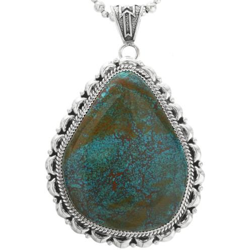 Large Turquoise Pendant 32174