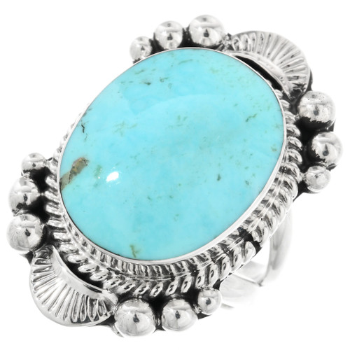 Turquoise Ring 32229