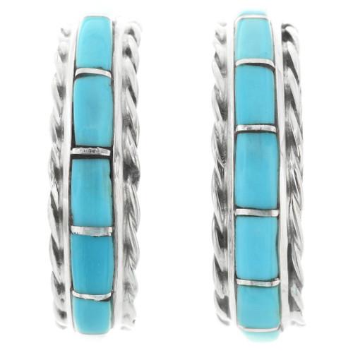 Zuni Turquoise Earrings 32231