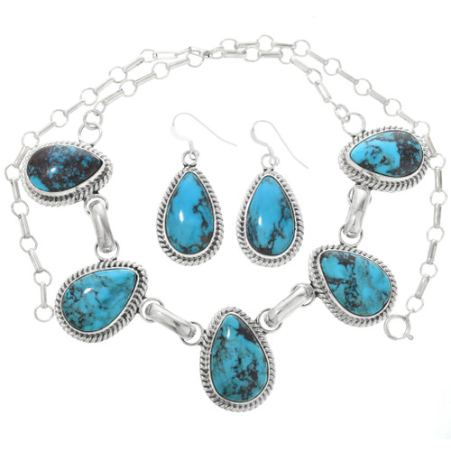 Bisbee Turquoise Necklace 32248