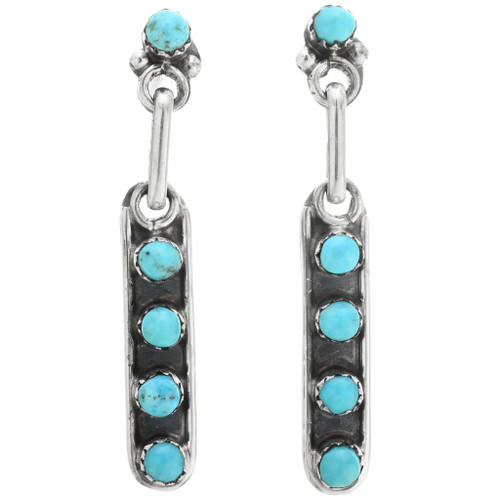 Zuni Turquoise Post Earrings 32258