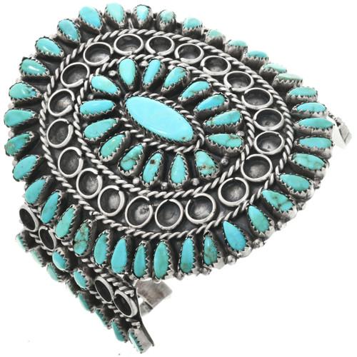 Old Pawn Turquoise Bracelet 32419