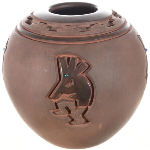Vintage Navajo Kachina Pottery 32433