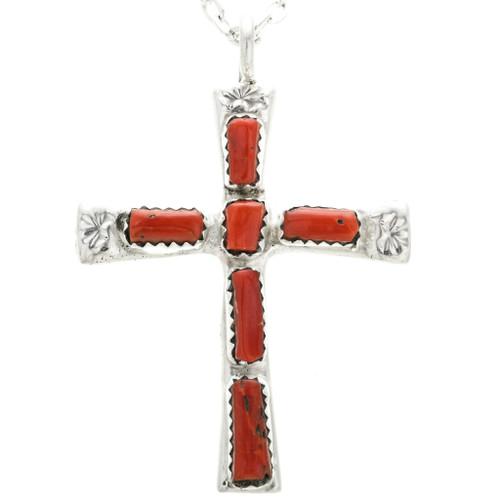 Zuni Cross Pendant 32494