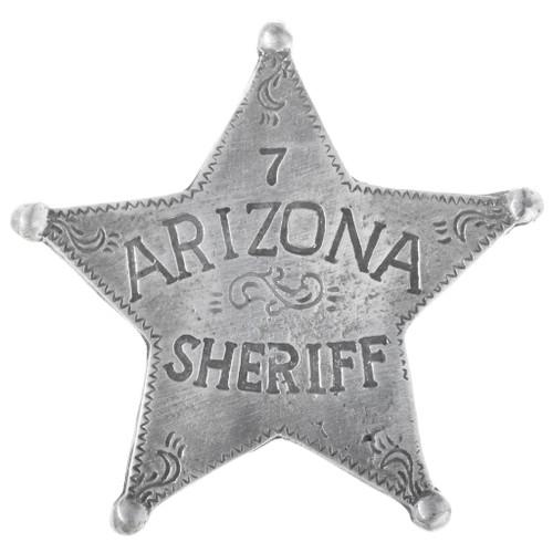 Arizona Sheriff Badge 32613