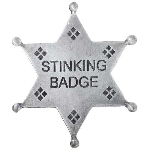 """""""Badges? We don't need no stinking badges!"""" 32615"""