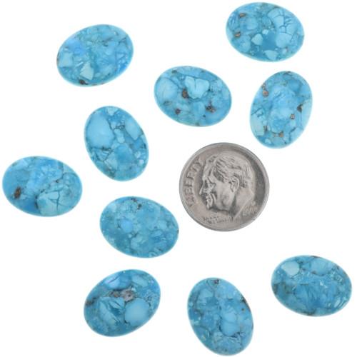 Arizona Turquoise Cabochons 32717