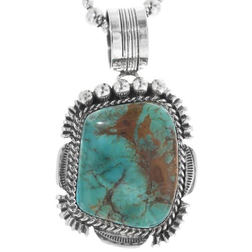 Nevada Turquoise Pendant 32888