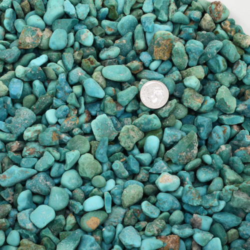 Genuine Sleeping Beauty Turquoise Rough Nuggets 32938