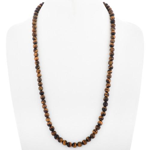 Navajo Tigers Eye Necklace 32955