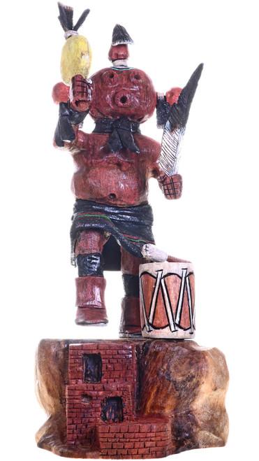 Hopi Mudhead Kachina Doll 33011