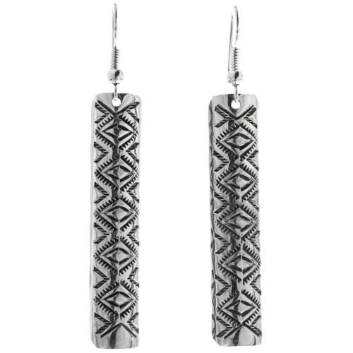 Sterling Silver French Hook Earrings 33198