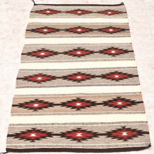 Vintage Navajo Wool Rug 33231