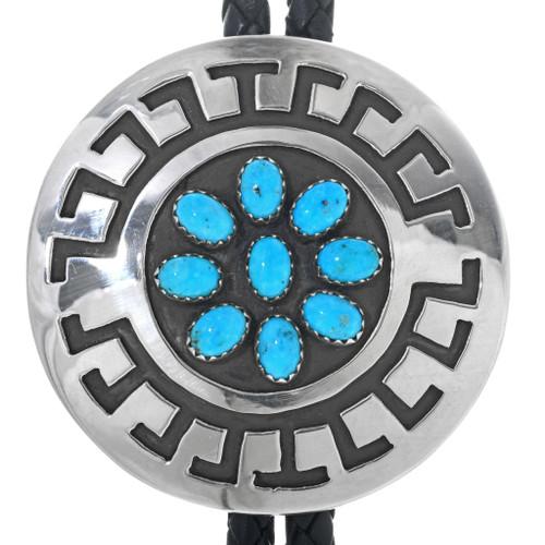 Native American Turquoise Tie 24839