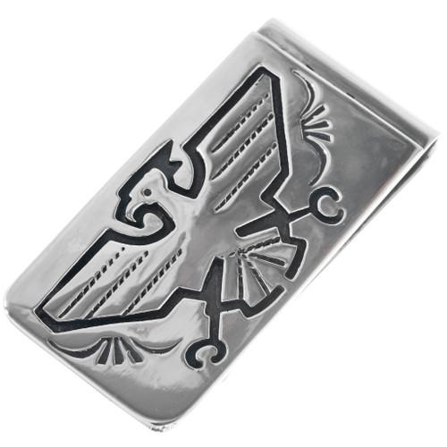 Navajo Thunderbird Money Clip 33274