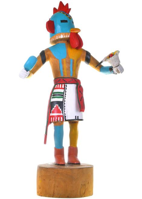 Vintage Hopi Rooster Kachina Doll 33337