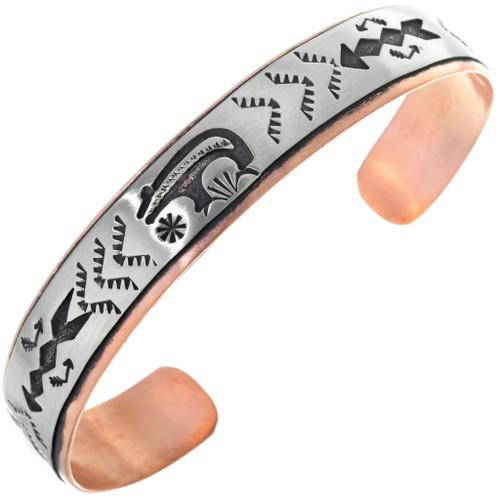 Navajo Bear Design Bracelet 33357