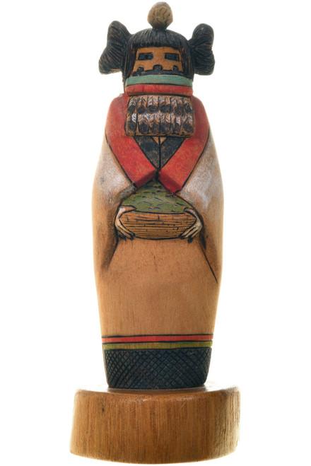 Traditional Cottonwood Hemis Kachina Doll 33373