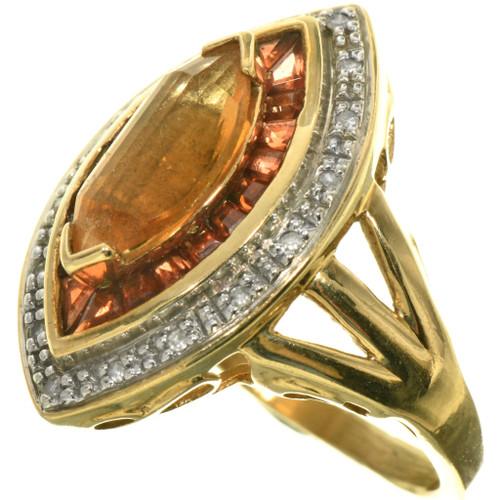 Vintage 14K Gold Ladies Ring 33383