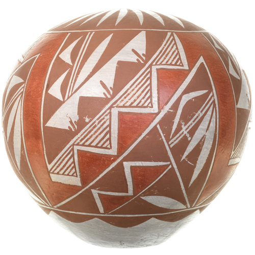 Vintage Acoma Pottery 33500