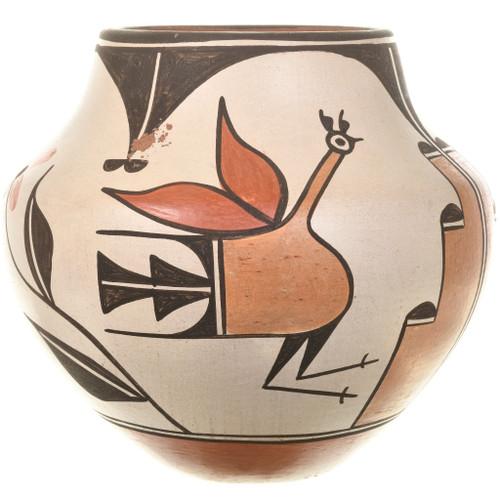 Vintage Zia Pueblo Pottery 33502