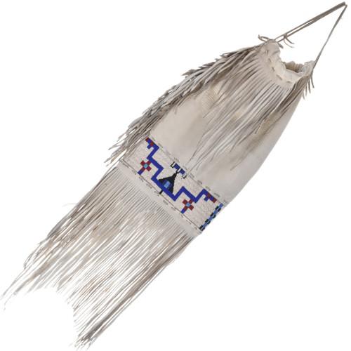 Vintage Native American Beaded Bag 33523