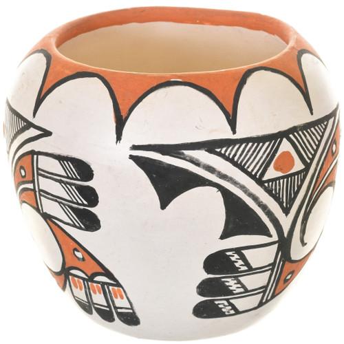 Vintage Isleta Pueblo Pottery 33554