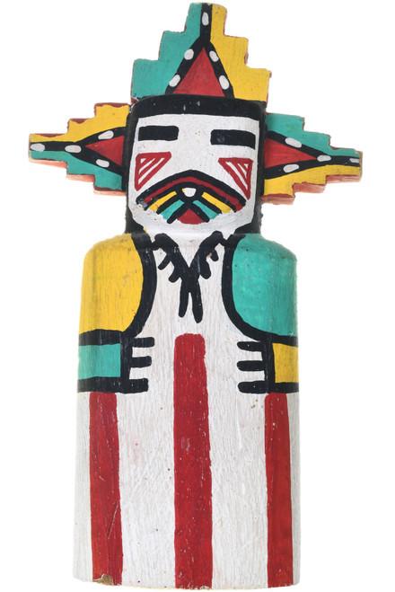Vintage Salako Maiden Kachina Doll 33578
