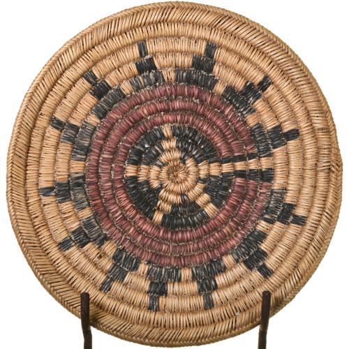 Vintage Navajo Wedding Ceremonial Basket 33614
